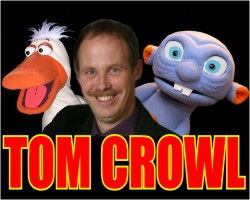 Tom Crowl - Comedian Ventriloquist