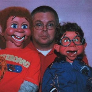 Mike Stafford Ventriloquist